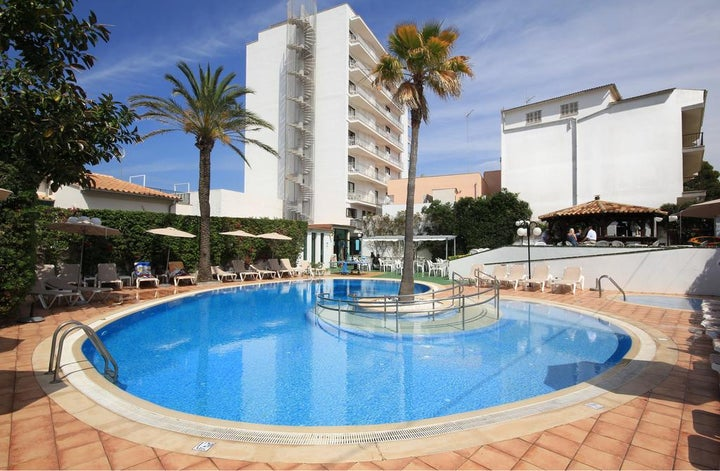 Ilusion Markus Spa Hotel in Ca'n Picafort, Majorca, Balearic Islands