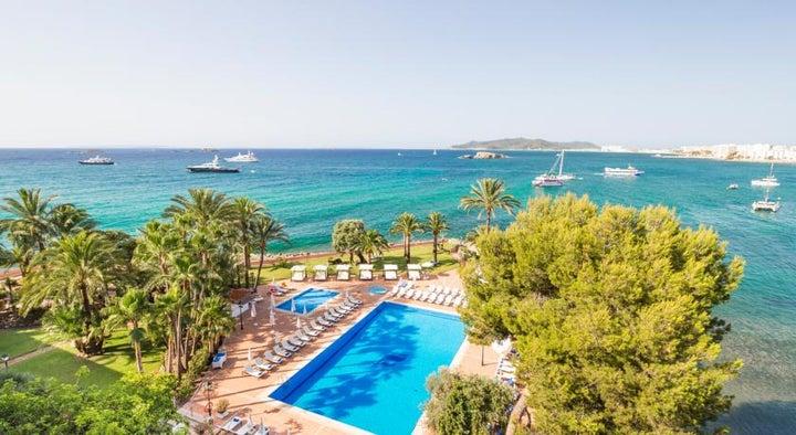 THB Los Molinos Hotel in Figueretas, Ibiza, Balearic Islands