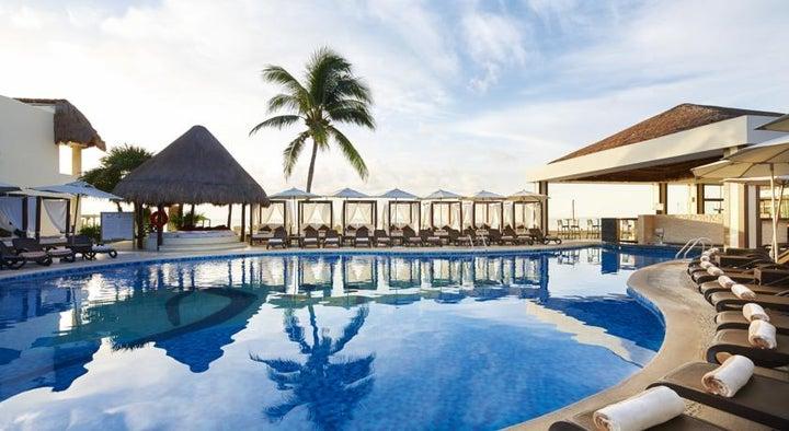 Desire Riviera Maya Resort (ex. Desire Resort & Spa Riviera Maya) in Puerto Morelos, Mexico