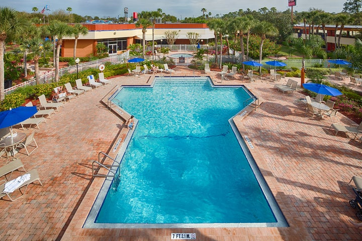 Red Lion Hotel Orlando- Kissimmee Maingate in Kissimmee, Florida, USA