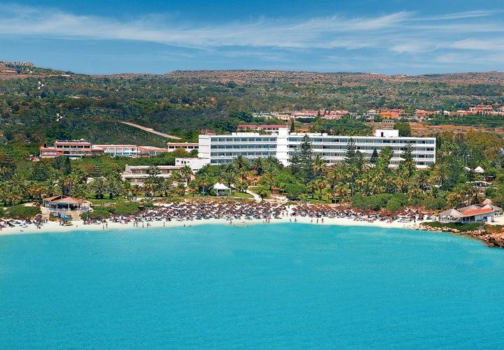 Nissi Beach in Ayia Napa, Cyprus