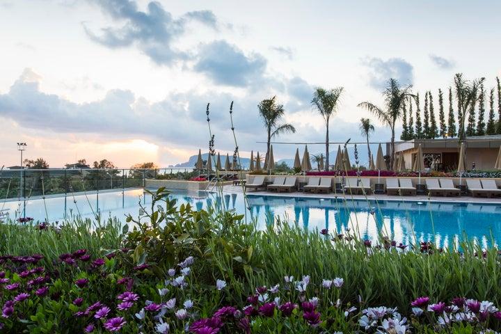 Michell Hotel in Alanya, Antalya, Turkey