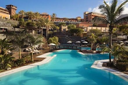 Melia Jardines del Teide in Costa Adeje, Tenerife, Canary Islands