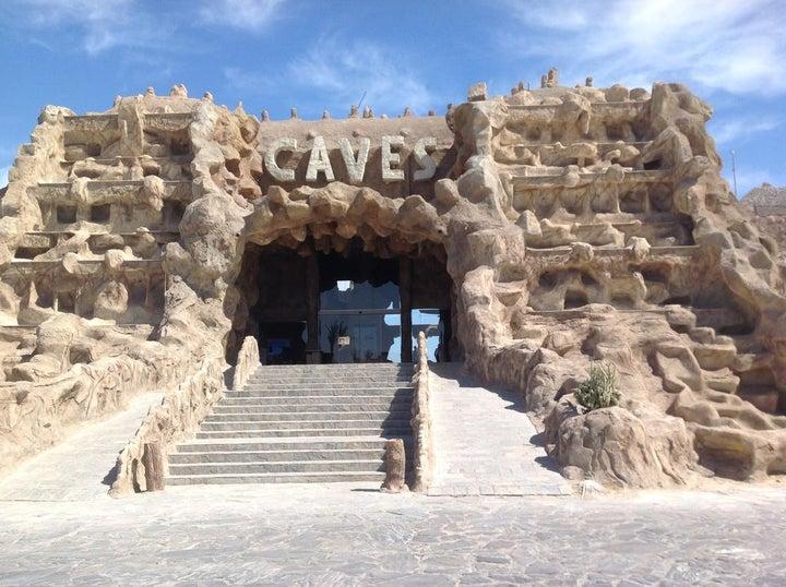 Caves Beach Resort Hurghada Image 1