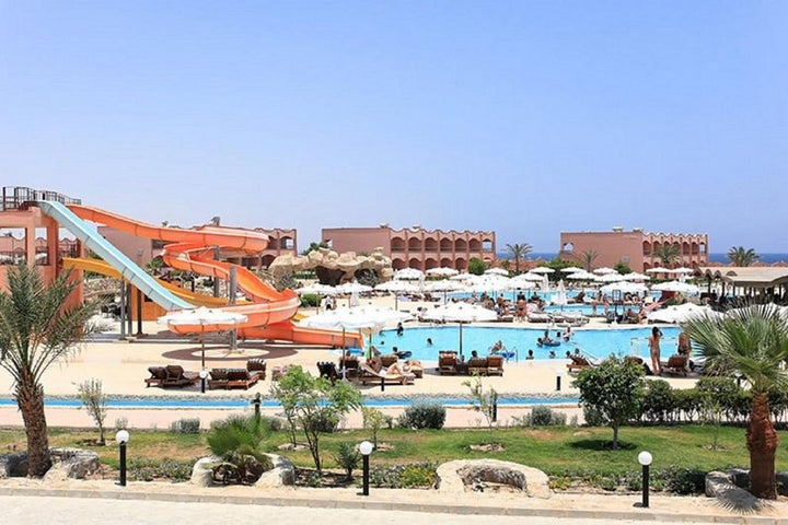 Three Corners Happy Life Resort in Marsa Alam, Red Sea, Egypt