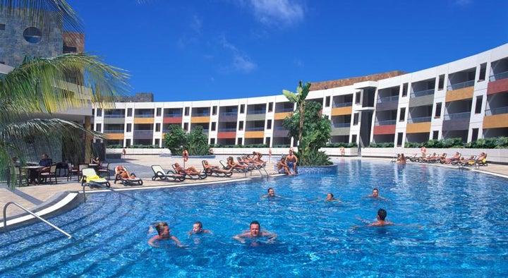 Eurostars Las Salinas (ex. Solvasa Geranios Suites & Spa) in Caleta de Fuste, Fuerteventura, Canary Islands