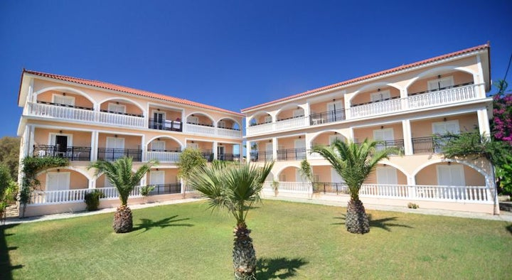Athina Apartments Zante in Kalamaki, Zante, Greek Islands