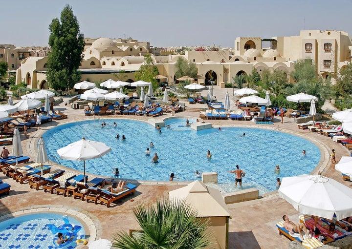 Three Corners Rihana Resort in El Gouna, Red Sea, Egypt