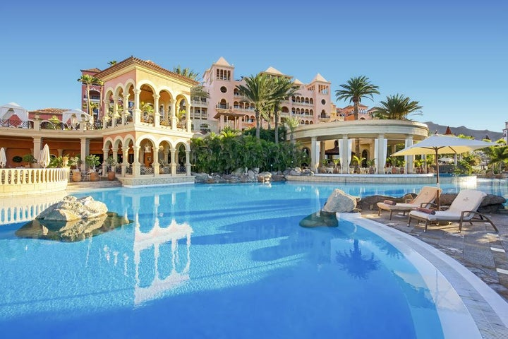 Iberostar Grand Hotel El Mirador in Costa Adeje, Tenerife, Canary Islands