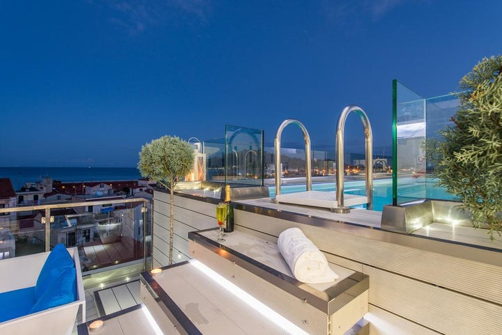 Diana Hotel in Zante Town, Zante, Greek Islands
