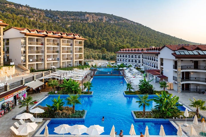 Ramada Resort Akbuk in Didim, Aegean Coast, Turkey