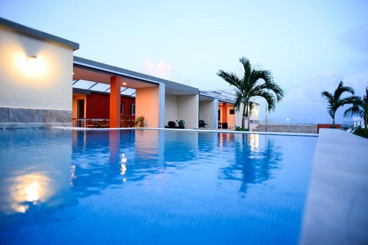 Sunrise 42 Suites Hotel in Playa del Carmen, Mexico