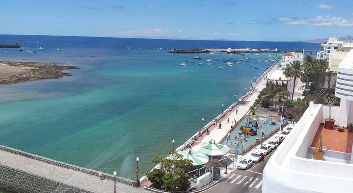 Hotel Miramar in Arrecife, Lanzarote, Canary Islands
