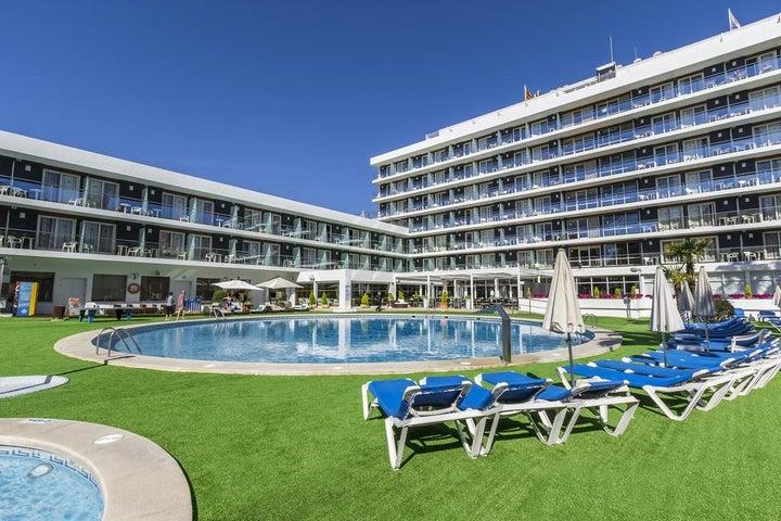 Anabel Hotel in Lloret de Mar, Costa Brava, Spain