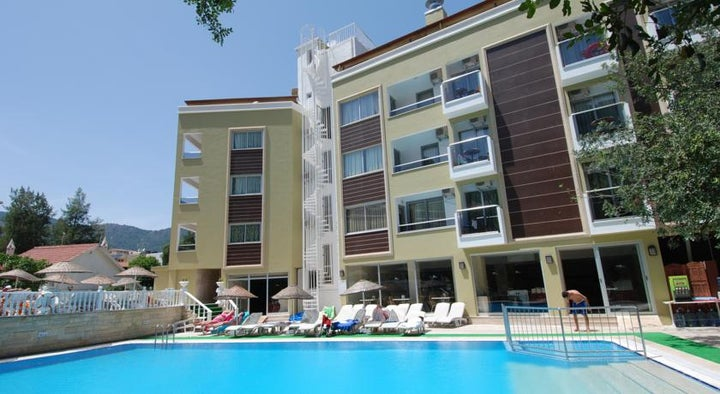 Mersoy Exclusive Aqua Resort in Icmeler, Dalaman, Turkey
