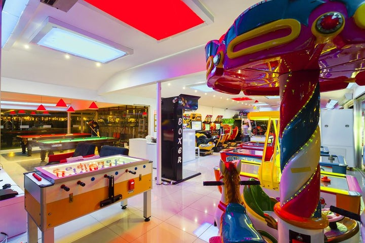 Club Turan Prince World Hotel Image 29