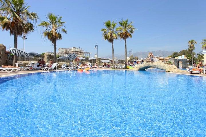 Marconfort Beach Club Hotel in Torremolinos, Costa del Sol, Spain