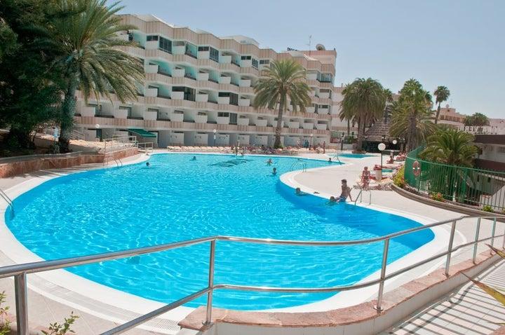 Apartments Koka in Playa del Ingles, Gran Canaria, Canary Islands