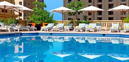5 Star beach holidays to Dubai