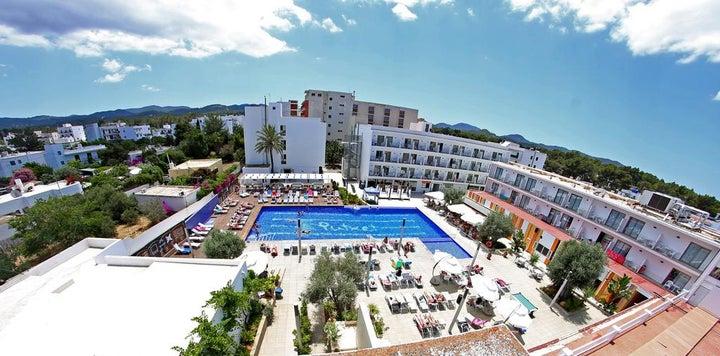 Puchet Hotel in San Antonio, Ibiza, Balearic Islands
