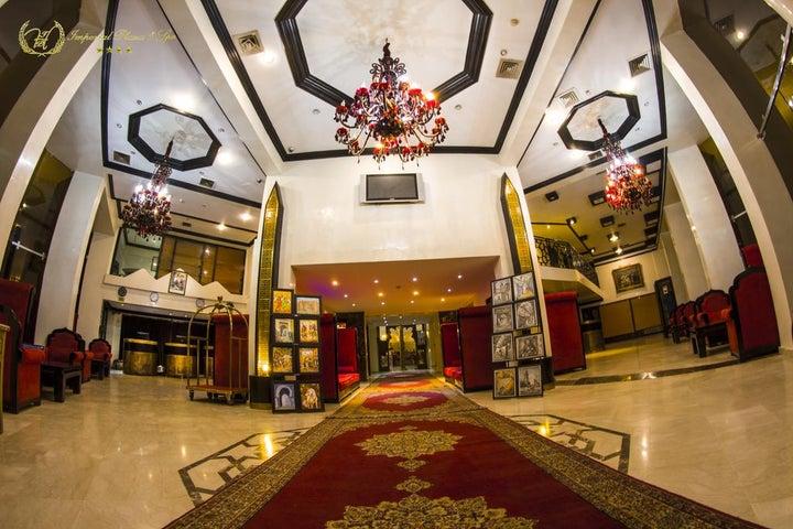 Imperial Plaza Hotel & Spa in Marrakech, Morocco