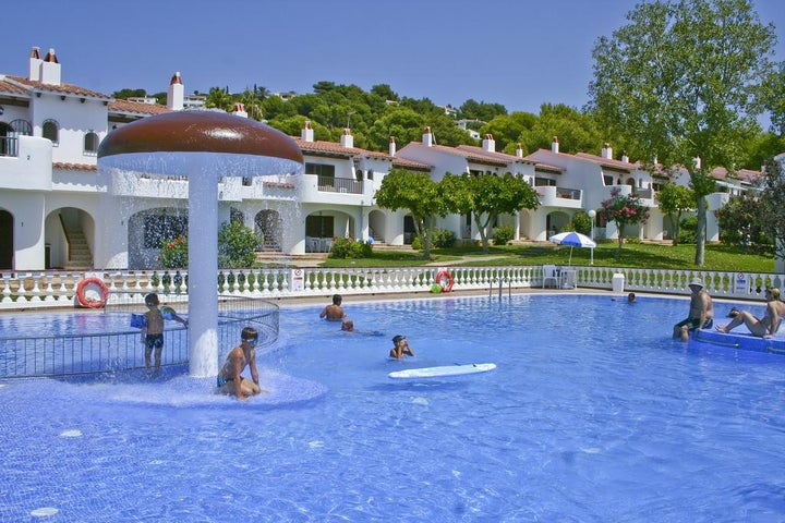 Son Bou Gardens hotel in Son Bou, Menorca, Balearic Islands