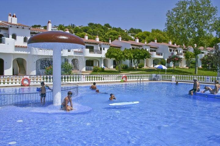 Son Bou Gardens hotel in Son Bou, Menorca, Balearic Islands