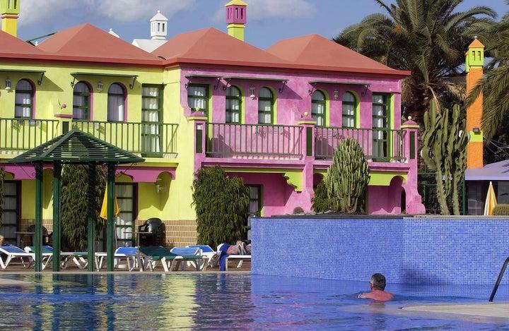 Eo Maspalomas resort (EX Club Vista Flor) in Maspalomas, Gran Canaria, Canary Islands