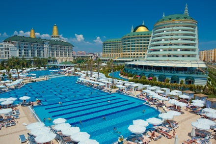 Top Hotels In Antalya 2019 2020 From 5pppn Loveholidays