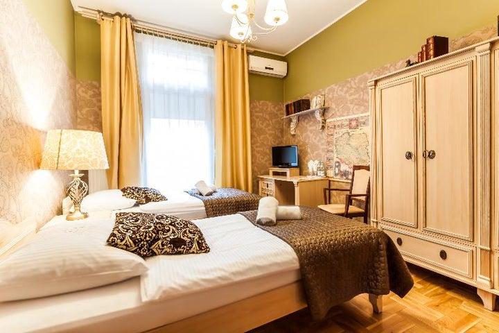 Aparthotel Oberza in Krakow, Lesser Poland, Poland