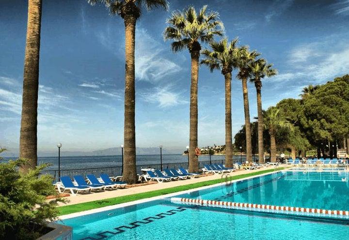 Omer Holiday Resort in Kusadasi, Aegean Coast, Turkey