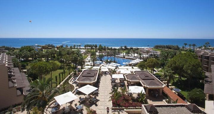 Crystal Tat Beach Golf Resort And SPA in Belek, Antalya, Turkey