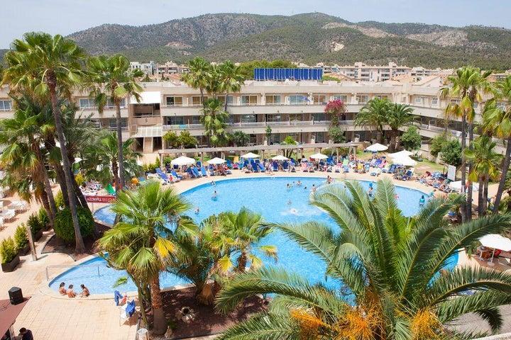 Ibersol Son Caliu Mar Hotel in Palma Nova, Majorca, Balearic Islands