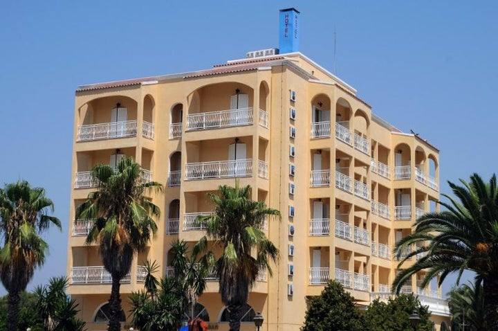 Sunset Hotel Corfu in Corfu Town, Corfu, Greek Islands
