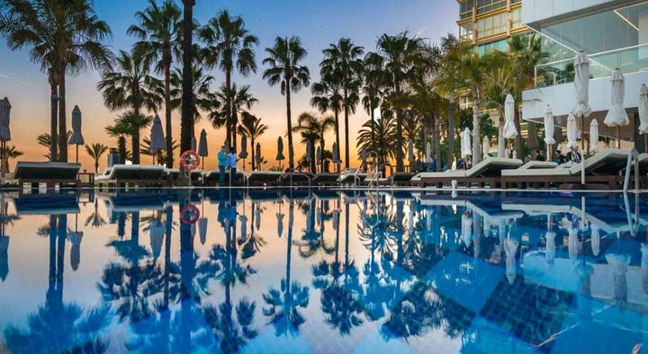 Amare Marbella Beach Hotel in Marbella, Costa del Sol, Spain