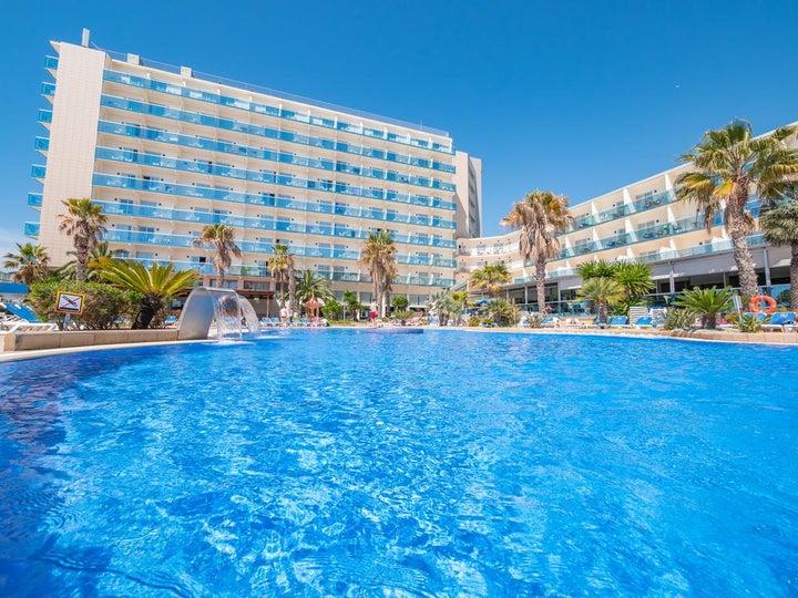 Golden Taurus Park Resort in Pineda de Mar, Costa Brava, Spain