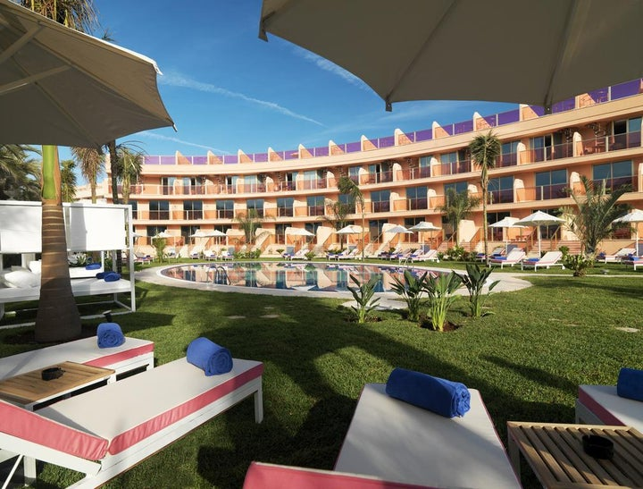 Sir Anthony Hotel (Mare Nostrum Resort) in Playa de las Americas, Tenerife, Canary Islands