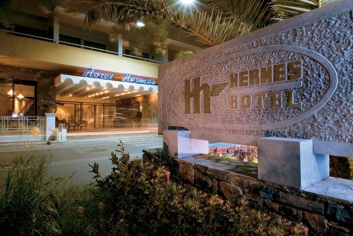 Avra Collection Hermes Hotel in Aghios Nikolaos, Crete, Greek Islands