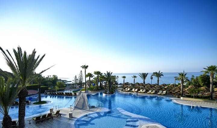 Four Seasons in Limassol, Cyprus