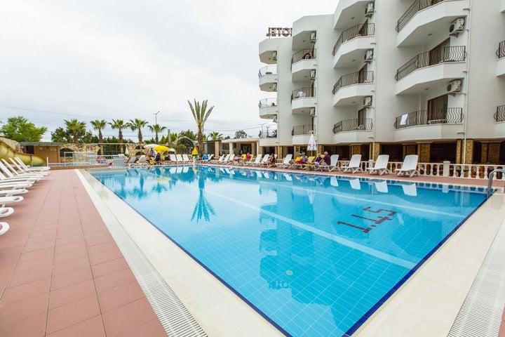 Ozside Hotel in Side, Antalya, Turkey