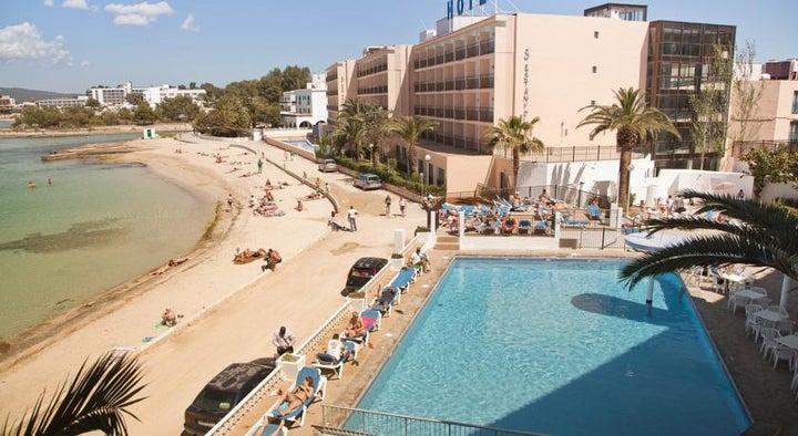 Hotel Club San Remo in San Antonio, Ibiza, Balearic Islands