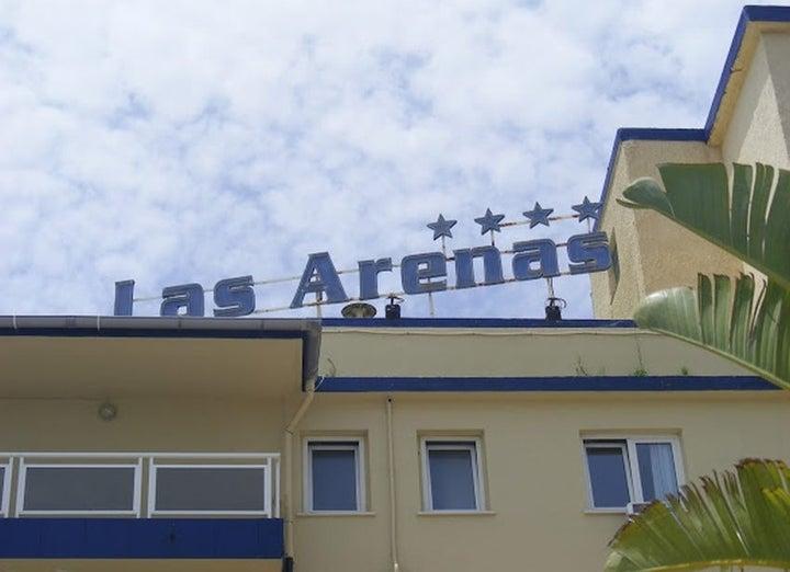 Las Arenas Hotel Image 30
