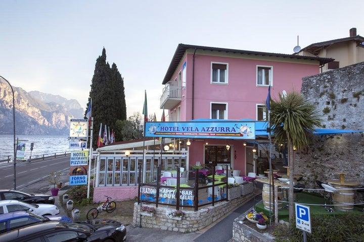 Vela Azzurra hotel Image 0