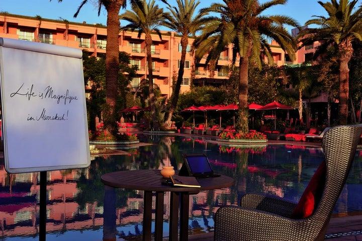 Sofitel Marrakech Lounge & Spa Image 18