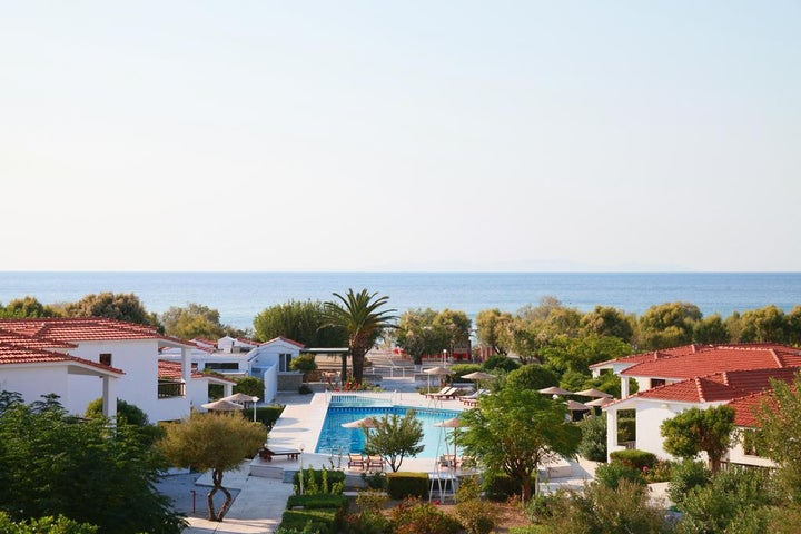 Fito Aqua Bleu Resort in Pythagorion, Samos, Greek Islands