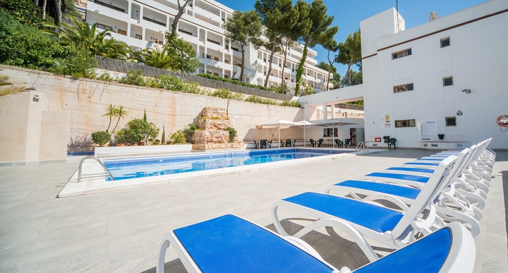 Sun Beach Apartments in Santa Ponsa, Majorca | Holidays ...