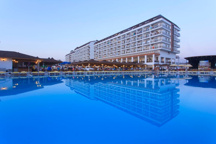 Eftalia Splash Resort in Alanya, Antalya, Turkey