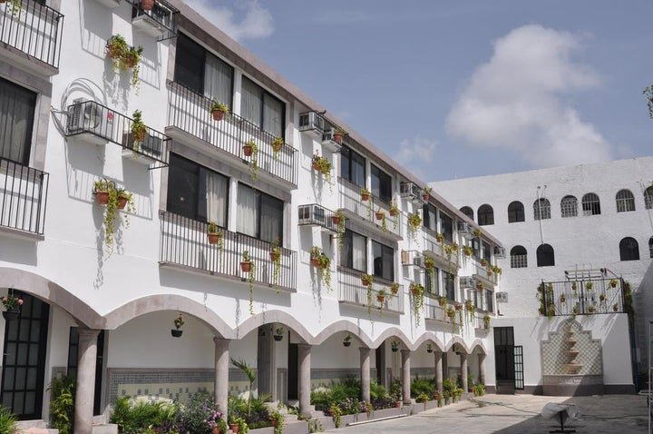 Hacienda de Castilla in Cancun, Mexico