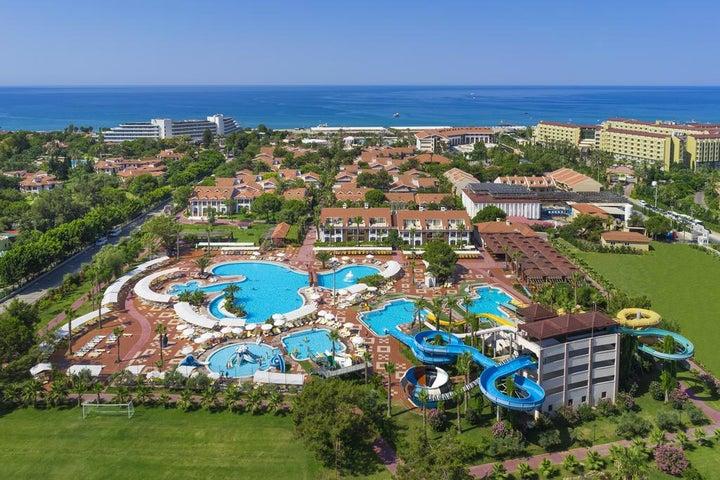 Club Turan Prince World Hotel in Side, Antalya, Turkey