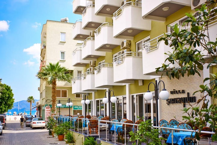 Villa Senaydin Hotel in Marmaris, Dalaman, Turkey